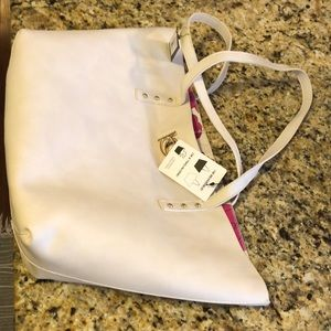 Bebe Two-In-one reversible Tote